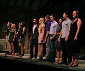 Pace University's Musical Theatre Senior Showcase