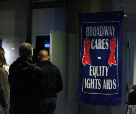 Broadway Cares/Equity Fights AIDS, a presenting sponsor of Born for Broadway