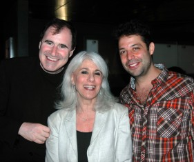 Richard Kind, Jamie DeReoy, & Steve Rosen